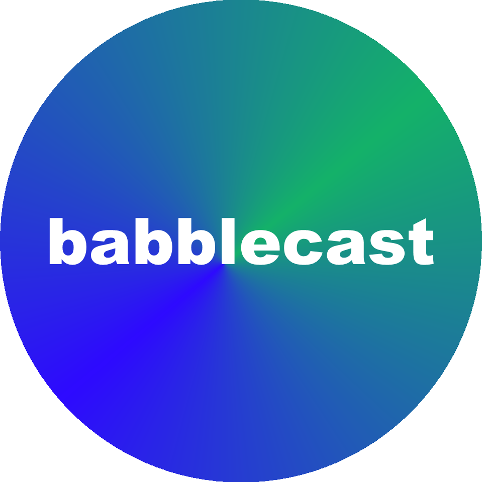 babblecast logo