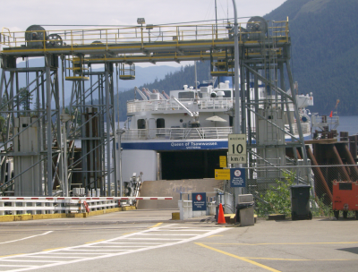 Yet another ferry