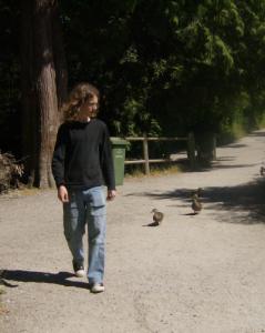 stidkid and ducks