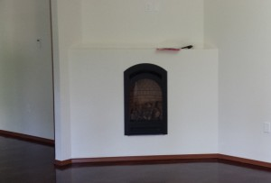 fireplace April 2014