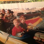 Thurston County Fair, possibly 2001?